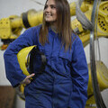Ellen Harper, engineer on a mission to help people swim