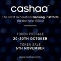Cashaa: The Banking Platform for the next Billion