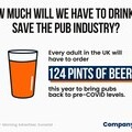 124 Pints to Save the Pub