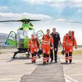 GWAAC Crew at new Almondsbury Air Base