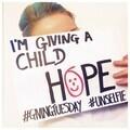Hope for Children #UNselfie