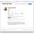 CryptoPing Bot