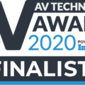 AV Technology Award 2020 Finalist Logo