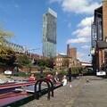 Help work the locks through Manchester City Centre