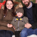 01. Poppy, Mark and David will be sharing their story at The Sick Children's Trust Christmas Carol Service.