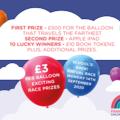 Francis House Virtual Balloon Race