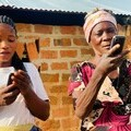 Early users of the Loop platform in rural Zambia