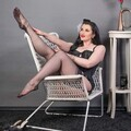 fully fashioned stockings by what katie did