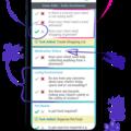 Screenshot of CHAI Community app