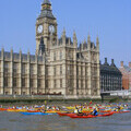 The London Kayakathon provides it