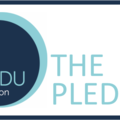 This is the logo for the Sandu PLedge