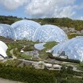 The new YHA on the site of the Eden Project, close to its world famous biomes