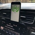 Safescape app in car