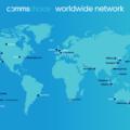 CommsChoice worldwide communications network