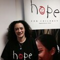 Murielle Maupoint, Hope for Children Chief Executive