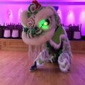 Lucky Lion will travel from Cardiff especially to perform at the event