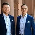 praktischArzt CEOs and Founders Timo Krasko and Michael Schmitt