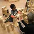 """Image caption """" A Froebelian approach to early education"""""""