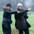 NFU president Minette Batters counting on her farm with the GWCT