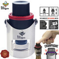Bar Amigos ® red champagne pressure stopper