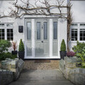 A stylish Solidor to create a beautiful entrance.