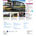 Blackpool Sixth web site built using Schudio