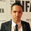 Adam Patel at The British Independent Film Awards