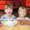 Young people enjoy a cookery activity from Youth Partnership North East Lincs at Shalom Youth Centre in Grimsby.