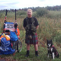 Michael Yellowlees and Luna on their epic rewilding journey across Canada