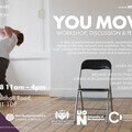 You Move Me Event