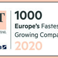 FT 1000 Fastest Growing Companies Logo