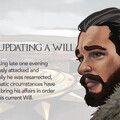 Game of Thrones Jon Snow - Updating a Will