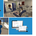 Healthcare trainees use virtual simulation to train during Covid-19
