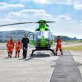 GWAAC Critical Care crew