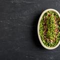Keto salad bowl