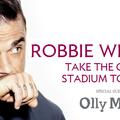 Win Robbie Williams Wembley Tickets