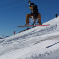 Owen Pick, who lost a leg in Afghanistan, has now become a competitive snowboard athlete and is rated 7th in the World.