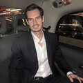 Andy Murray inside the LTA cab