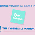 The Cybersmile Foundation partners with PopShack