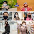 DONY liefert die erste wiederverwendbare COVID-Gesichtsmaske nach Amerika und Europa - Deutschland, Großbritannien, Polen, Finnland, Griechenland, Dän