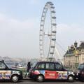 LTA Explore Taxi Advert