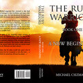 Book cover image for The Ruby warriors by Mick Csizmadia