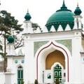 Shah Jehan Mosque, Woking, Surrey, England, original UK Headquarters of the Lahore Ahmadiyya Movement