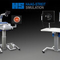 Haag-Streit Simulation products distributed by John Weiss