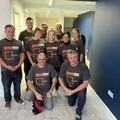 Urban Edge Team working in MindSpace premises