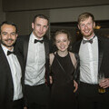 01. Mechanical Engineers from across the region attended the dinner and helped raise £5,000 for The Sick Children