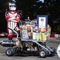 Matt McKeown - Fastest Shopping Trolley