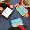 children learning with onebillion apps