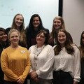 New recruits to the Step Up to Social Work programme at Slough Children