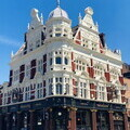 The exterior of the £1.5 million refurbished Boleyn Tavern, London E6
